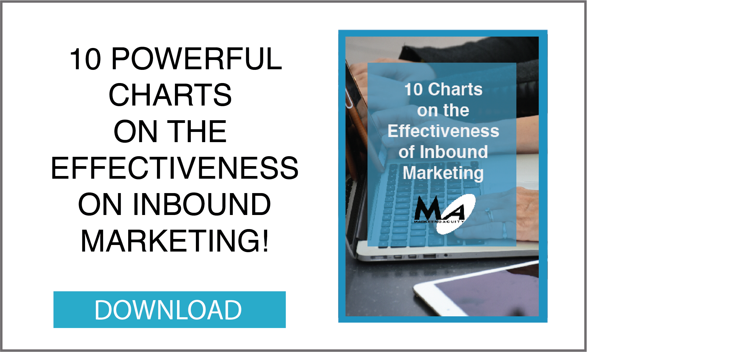 10 Powerful Charts on the effectiveness of inbound marketing