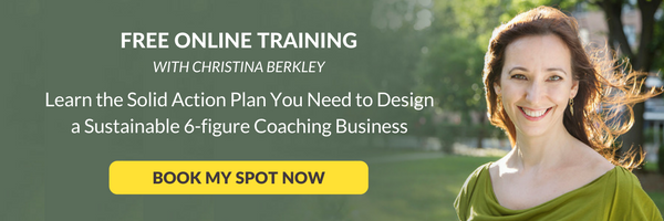free online training for new coaches how to design a sustainable coaching business