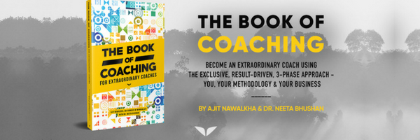 The Book of Coaching by Ajit Nawalkha and Dr. Neeta Bhushan