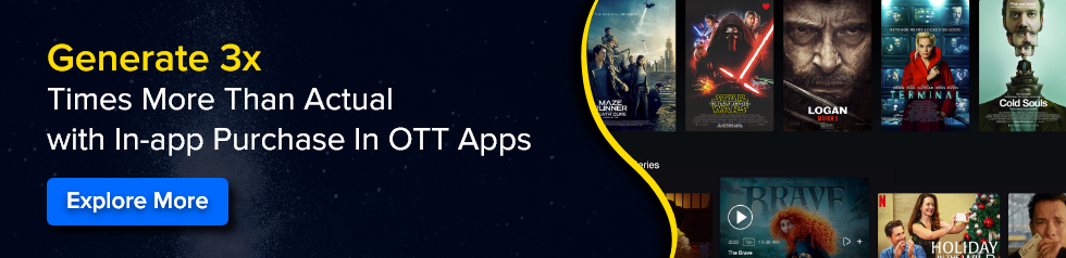 OTT In-app Purchase