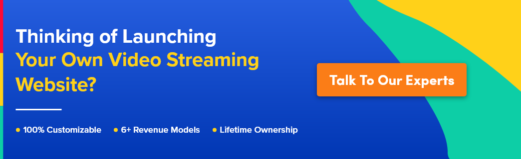 Build Video Streaming Website