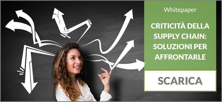 Whitepaper Soluzioni alle criticità della Supply Chain