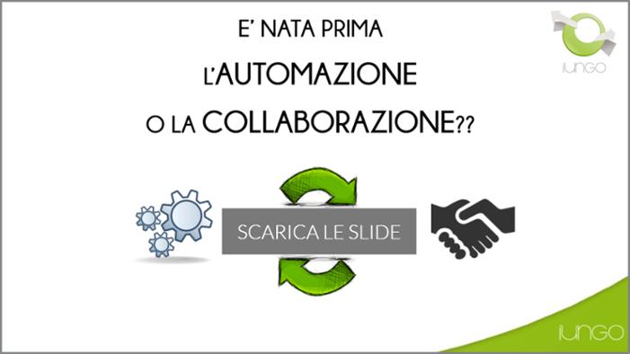 automazione collaborazione