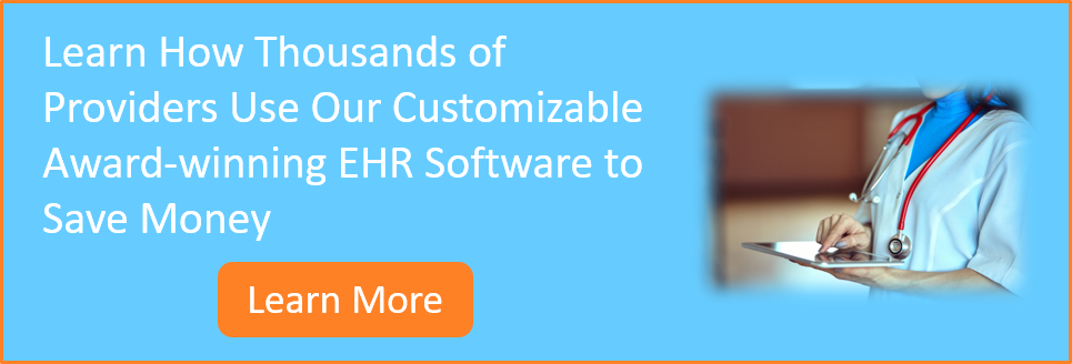 Customizable EHR Software
