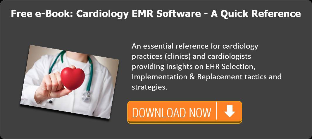 Cardiology EHR EMR Software