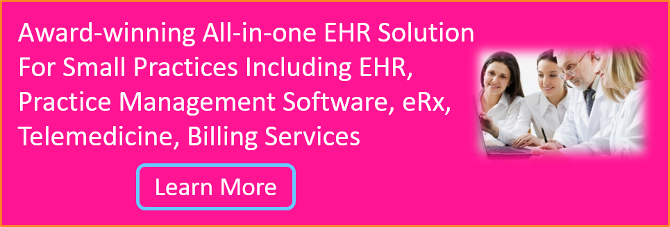 Most Affordable All-in-one EHR for Small Practices  Request Free Demo Today