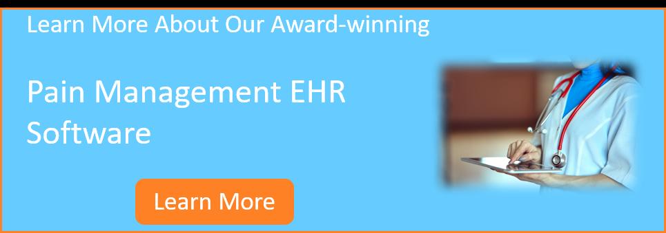Pain Management EHR