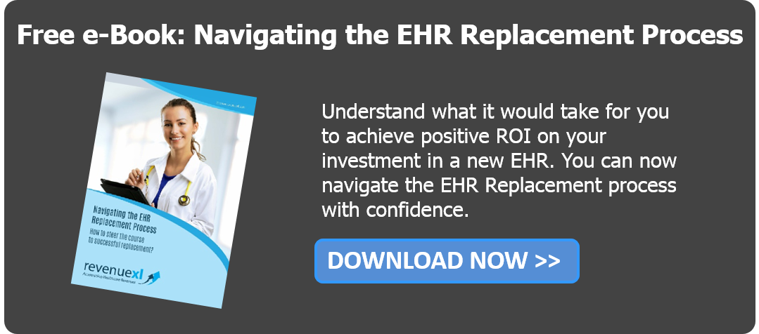 Free EHR Software Replacement