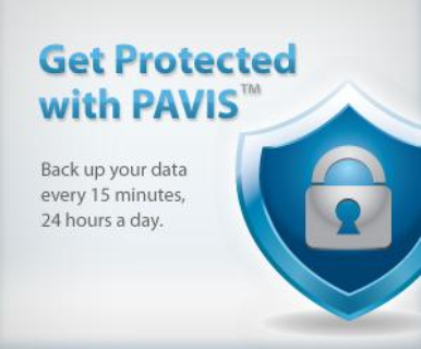 Pavis - Get Protected- Back up your data
