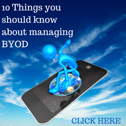 10 Things about BYOD
