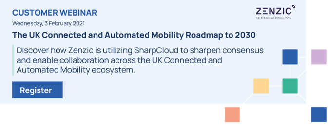 Customer Roadmapping Webinar - The UK Connected and Automated Mobility Roadmap to 2030