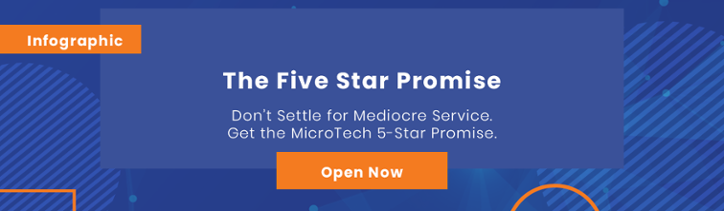 Infographic - The Five Star Promoise