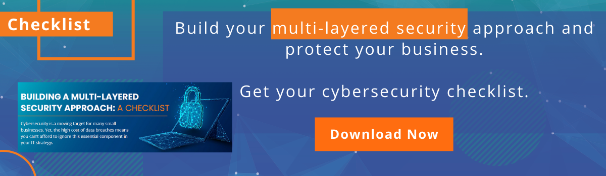 Build Your Multi-Layered Cybersecurity