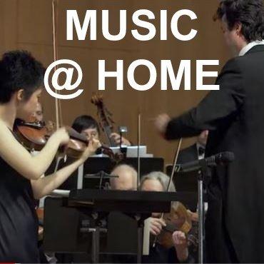 Stratford Music at Home