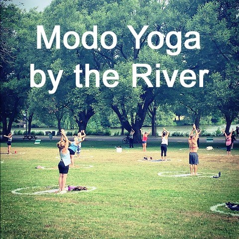 Modo Yoga by the River