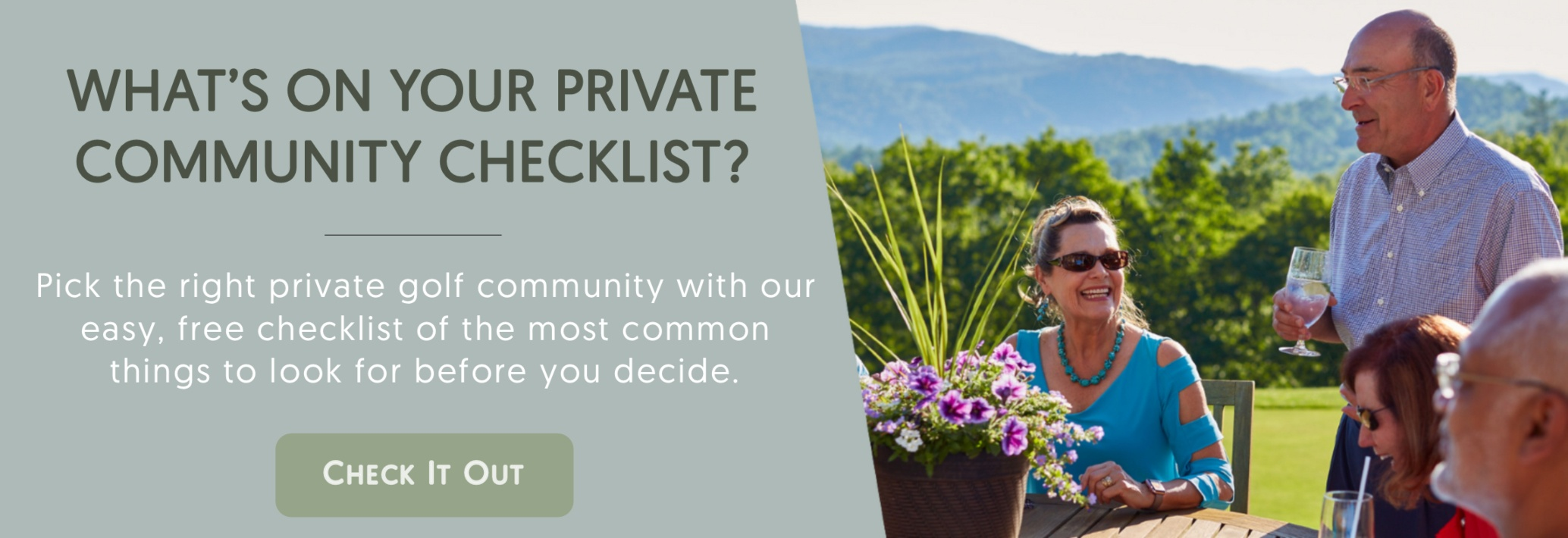 Private Community Relocation & Retirement Checklist CTA 2 – Champion Hills