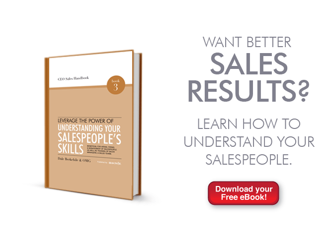 Want better sales? Try understanding yourself or your salespeople better. Read this case study to learn how.