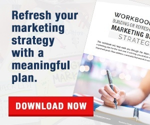 Refresh marketing strategy