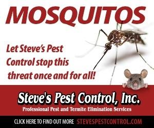 steve's pest control mosquito killer
