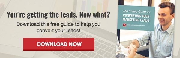 Marketing Lead Conversion