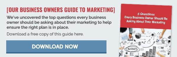 5 Marketing Questions eBook