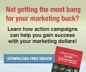 Not getting the most bang for your marketing buck>