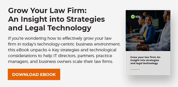 Grow your Law Firm - eBook CTA