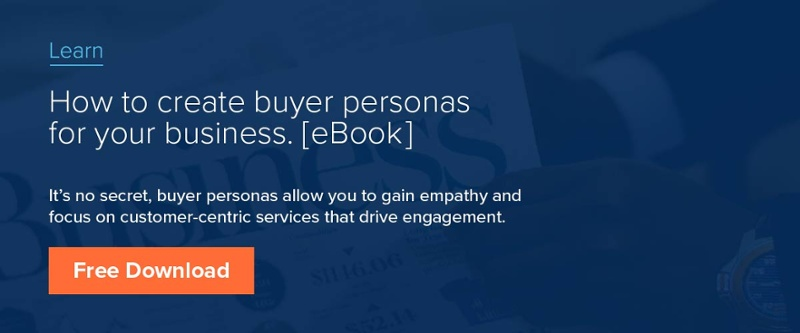 Learn how to create buyer personas for your business