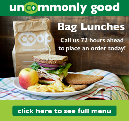 VFC Deli Bag Lunches–Menu