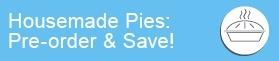 pre-order pies & save!
