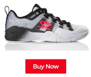 Salming Kobra 2 White / Black Women's Indoor Court Shoes - Buy Now
