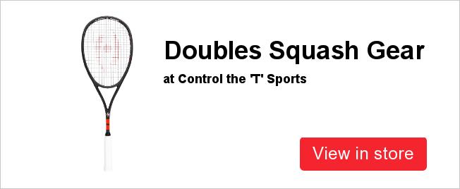 Doubles Squash Gear