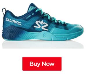 Salming Kobra 2 Blue / Dark Blue Indoor Court Shoes - Buy Now
