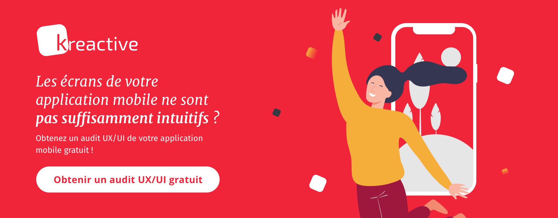 Audit UX/UI gratuit