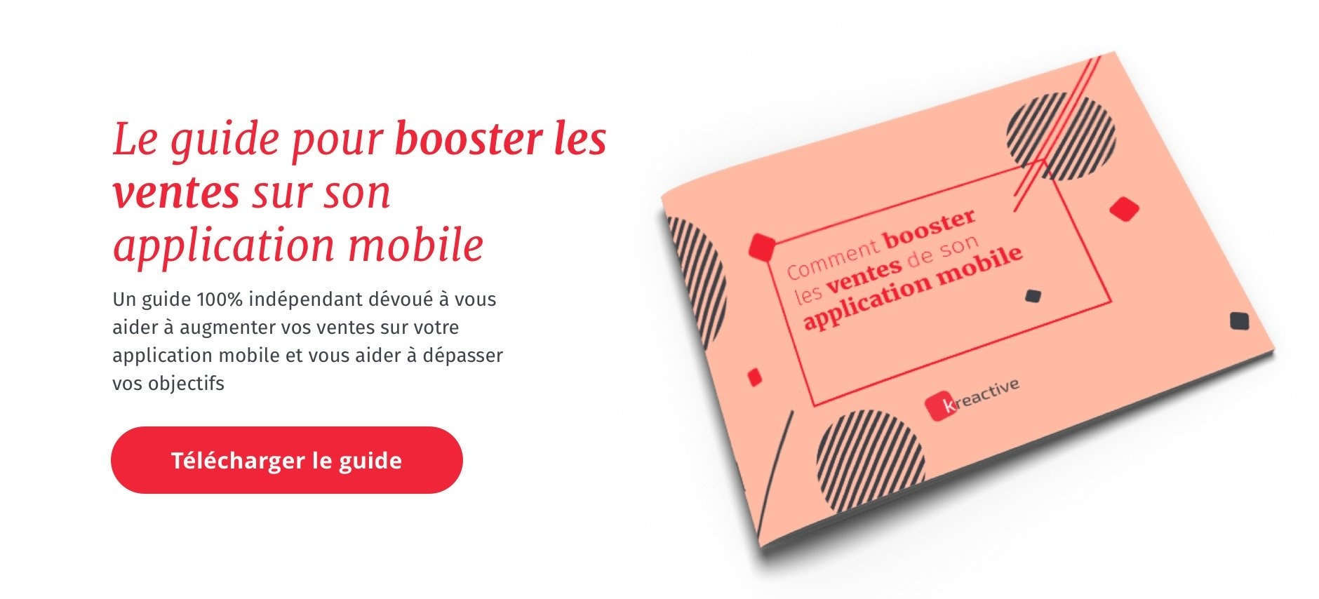 Le guide pour booster les ventes sur son application mobile