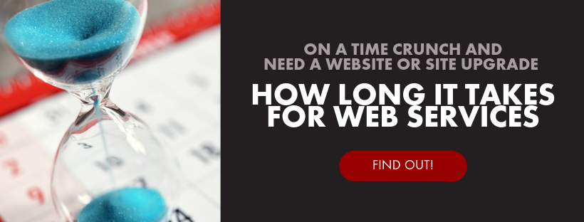 Link to blog: How Long It Takes for Web Services;  Tips in Web Development, Website Cost, Web Upgrade Cost