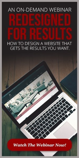 Call To Action for Eternal Works' On-Demand Web Design Webinar
