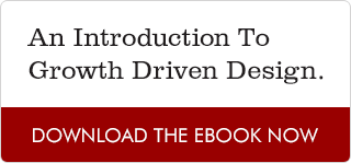 Download the eBook: An Intro to growth-driven design