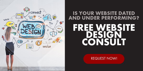 Link to the free Web Design Consult from for the Accelerated Mobile Pages Blog