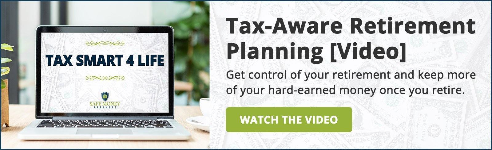 Tax-Aware Webinar