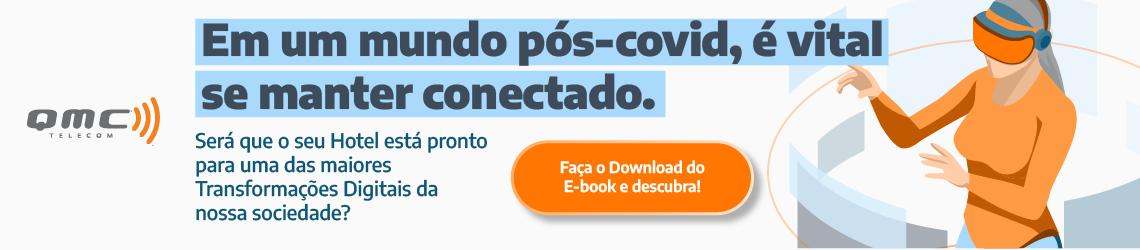 Faça o download do Ebook: Transformação Digital para Hotéis