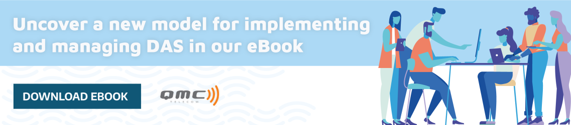 Uncover a new model for implementing and managing DAS in our eBook