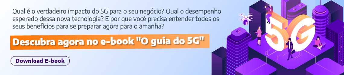 Faça o download do Ebook: O guia do 5G