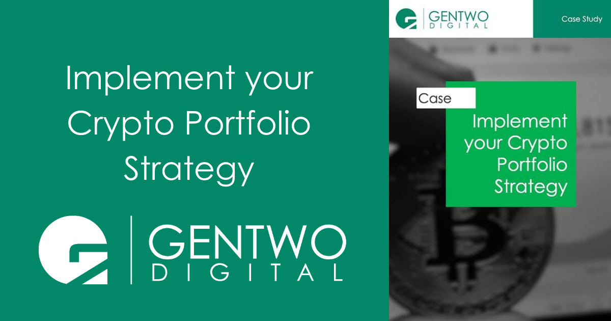 Case Study: Implement Your Crypto Portfolio Strategy