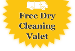 Free Dry Cleaning Delivery