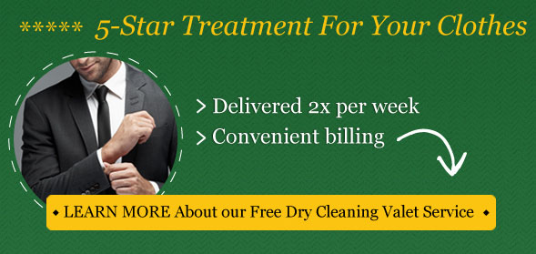 5 Star Treatment for clothes