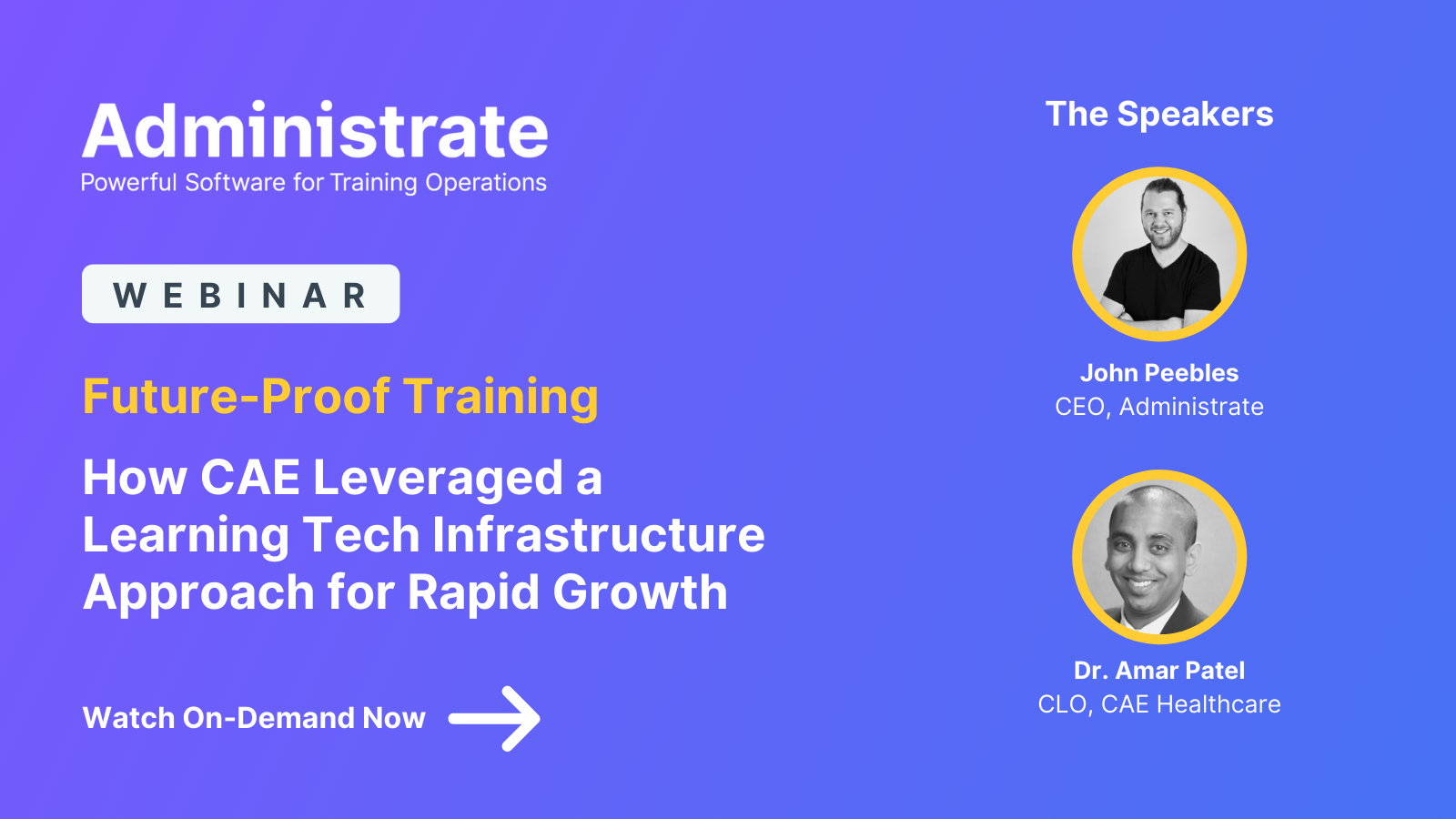 Watch this Webinar On-Demand Now!