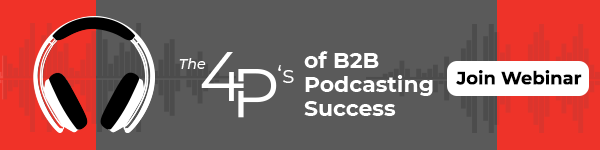 the 4 ps of podcasting success webinar