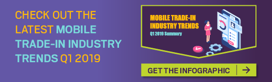 Mobile Trade-In Industry Trends - Q1 2019