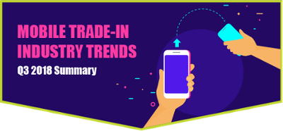 Q3 Mobile Trade In Data Report Call to Action